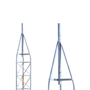 Amerite American Tower 9' Top - 2""