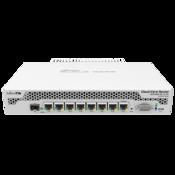 MikroTik CCR1009-7G-1C-PC Cloud Core Router Front