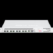 MikroTik Cloud Core Router CCR1072-1G-8S+ Front