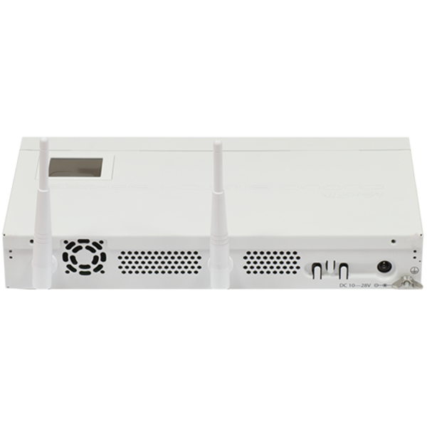 MikroTik Cloud Router Switch CRS125-24G-1S-2HnD-IN-OB - Open Box Back