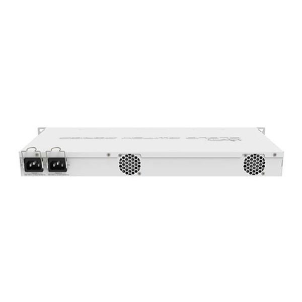MikroTik 24 SFP Port 43W Switch Back