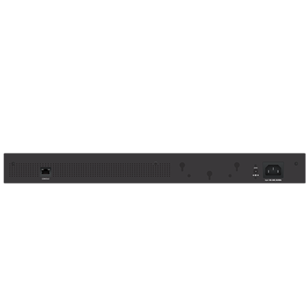 Ubiquiti EdgeSwitch 24 Lite Managed Gigabit Switch w SFP Back