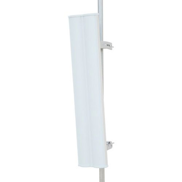 KP Performance 2.3 to 2.7 GHz, + 4.9 GHz to 6.4 GHz, 8-Port Dual Band Sector Antenna
