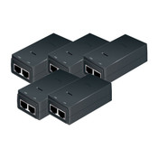 Ubiquiti PoE Adapter Injector, 24VDC, 12W, 5 Pack