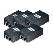 Ubiquiti PoE Injector Gigabit, 24VDC, 24W, 5-Pack