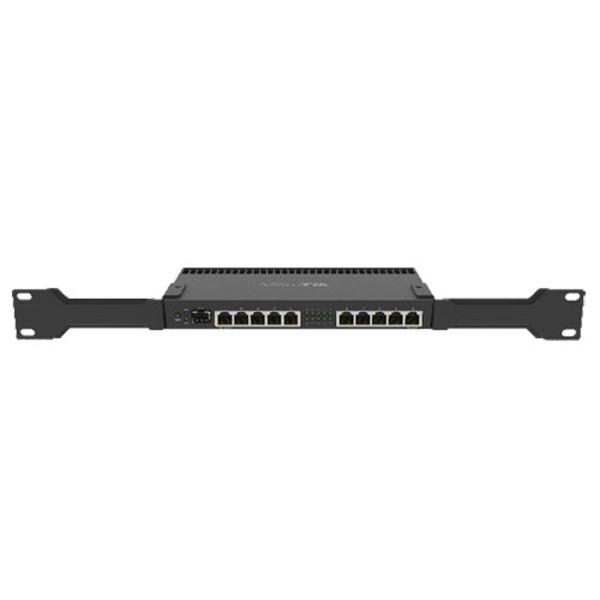 MikroTik RB4011iGS+RM Ethernet Router Rack