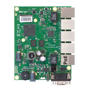 MikroTIk RouterBOARD RB450Gx4 Front