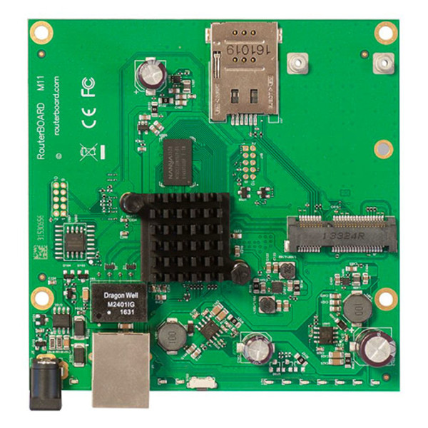 MikroTIk RouterBOARD M11 Front