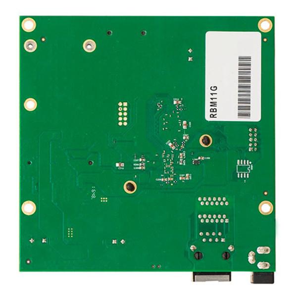 MikroTIk RouterBOARD M11 Back