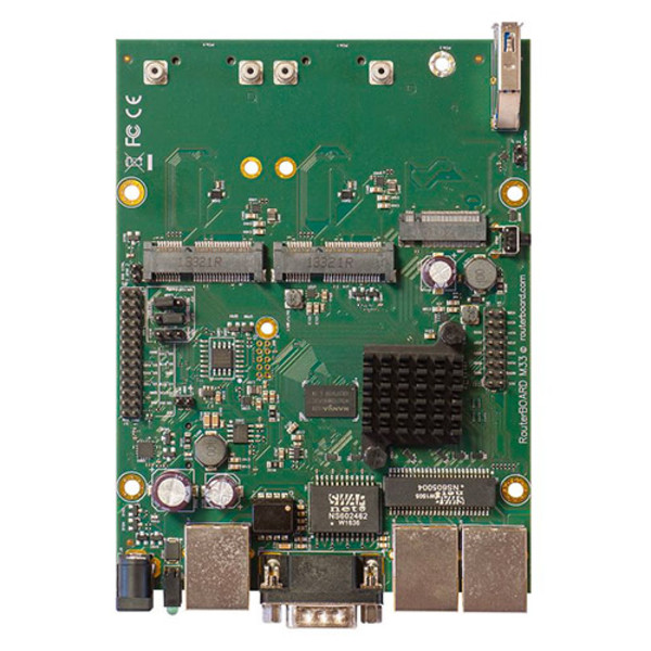 MikroTIk RouterBOARD M33 Front