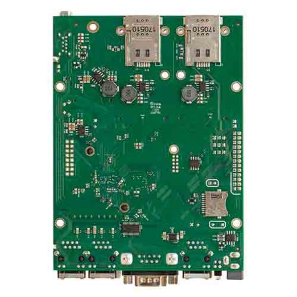 MikroTIk RouterBOARD M33 Back