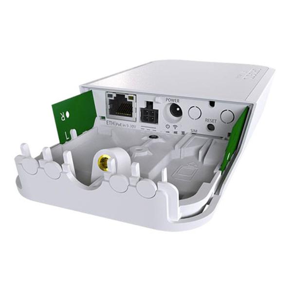 MikroTik wAP 4G LTE Kit Ports