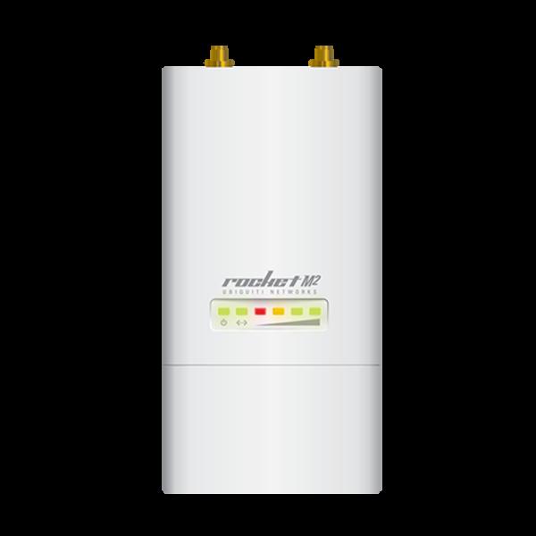 Ubiquiti Rocket M2, 2.4 GHz - US Version Front