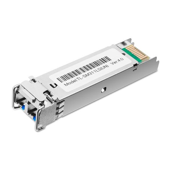 TL-SM311LS MiniGBIC Module Angle
