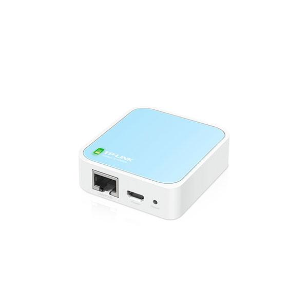 TP-Link 300Mbps Router Ports