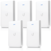 Ubiquiti UniFi AP AC, In Wall - 5-Pack