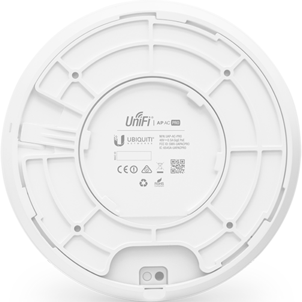 Ubiquiti UniFi Access Point, AC Pro - US Back