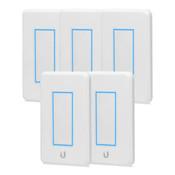 Ubiquiti UniFi PoE LED Dimmer Switch, 5 Pack