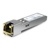 Ubiquiti U Fiber SFP Transceiver Module RJ45, 1G Front