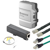 Transtector Ultra-High PoE++ Surge Protection Kit, 100ft