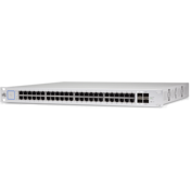 Ubiquiti Unifi 48-port 500W Gigabit Switch with SFP Angle