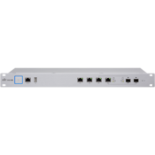 Ubiquiti UniFi Security Gateway, PRO, 4-Port Front Angled