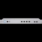 Ubiquiti UniFi Security Gateway, PRO, 4-Port Front Angled