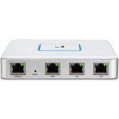 Ubiquiti UniFi Security Gateway Enterprise Router Front Angle