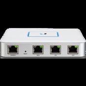 Ubiquiti UniFi Security Gateway Enterprise Router Front Angle