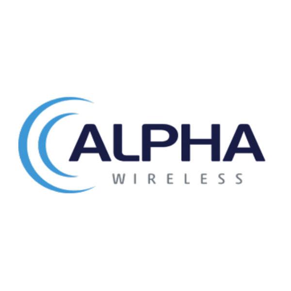 Alpha Wireless Logo