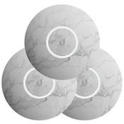 Ubiquiti Marble NanoHD Skin, 3-Pack