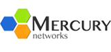 Mercury Networks logo
