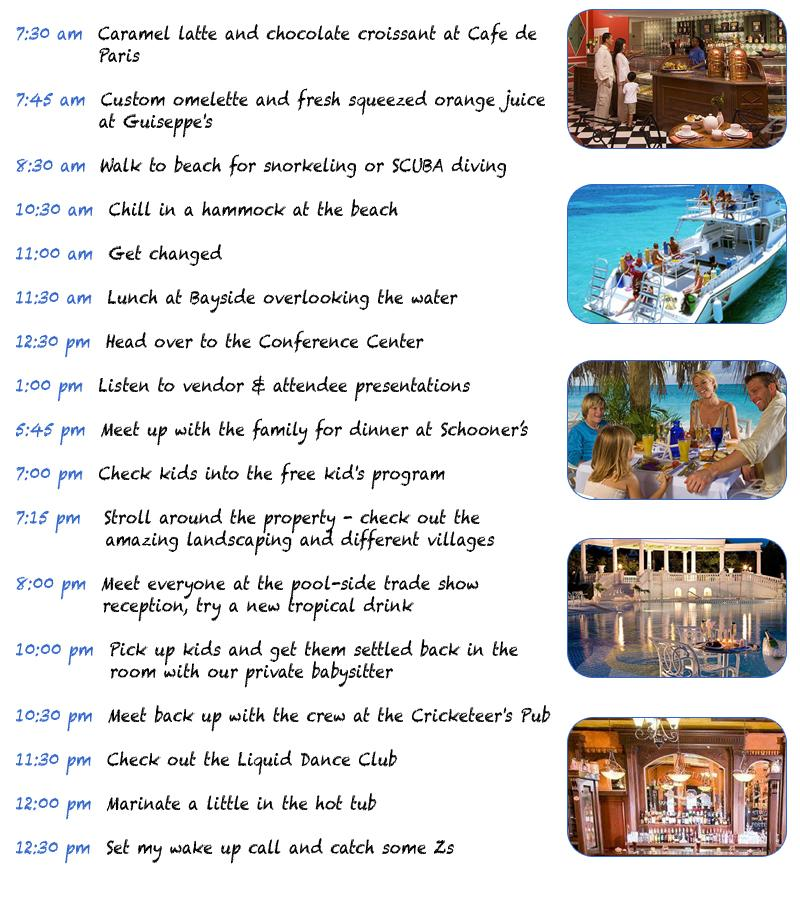 Sample Itinerary For Trip To Charleston Sc Myideasbedroom Com